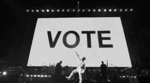 Фото №6 - День выборов в звездном Инстаграме