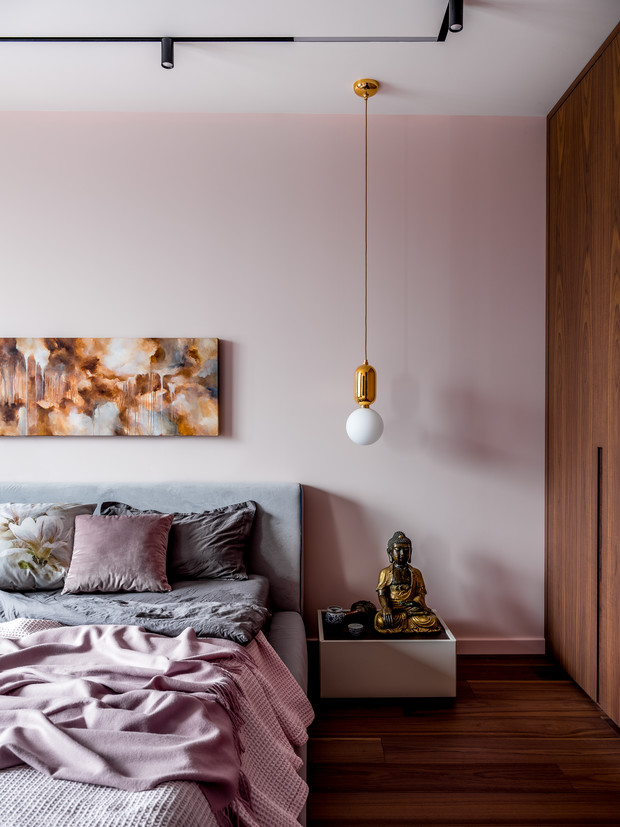 Фото №11 - Современная квартира со свободной планировкой 120 м²
