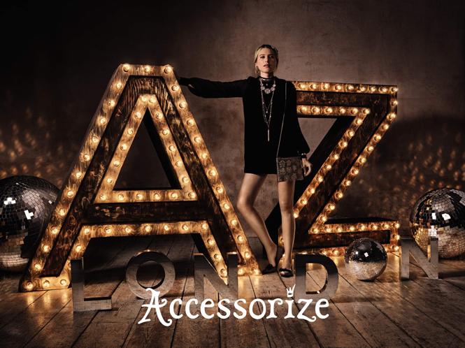 Фото №5 - Accessorize представляет новую рекламную кампанию с Дри Хемингуэй