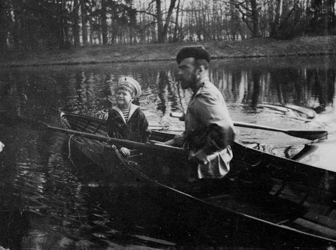 Фото №5 - Милые и забавные архивные фото царской семьи Романовых