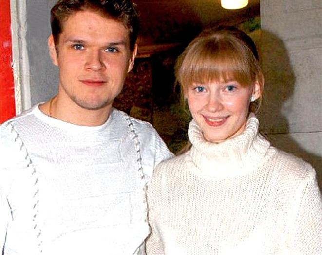 Светлана Ходченкова, Владимир Яглыч, фото