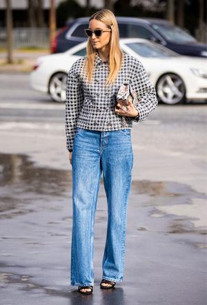Фото №2 - Как выбрать идеальные джинсы по типу фигуры