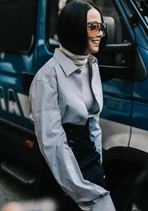 Фото №10 - Шпаргалка: как выглядеть стильно зимой 2020 и при этом не замерзнуть