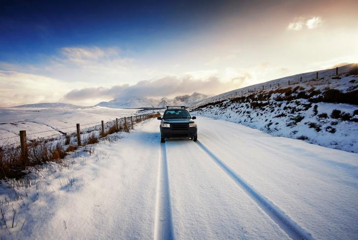 Фото №7 - Снежные мотивы: о чем нужно вспомнить автомобилисту в преддверии зимы