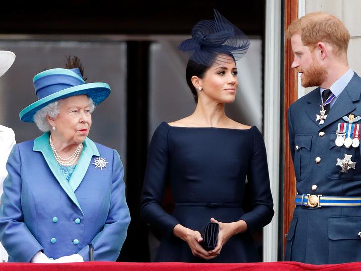 Фото №1 - Ход Королевы: какие проекты Гарри и Меган Елизавета может «заморозить»