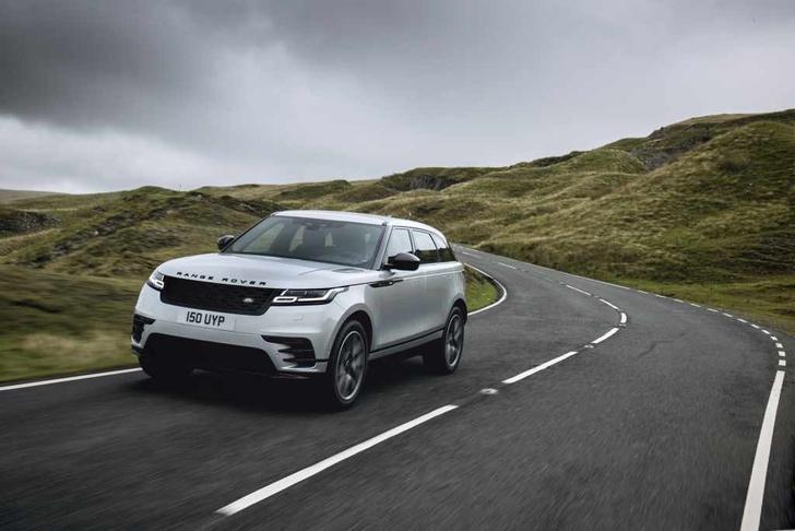 Фото №8 - Range Rover Velar — скрытая угроза