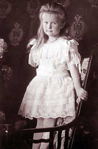Фото №24 - Милые и забавные архивные фото царской семьи Романовых