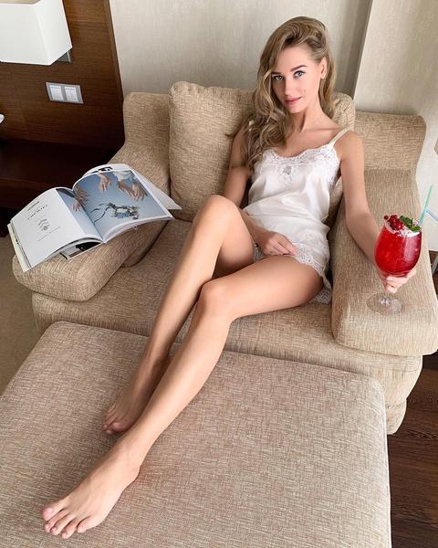 Фото №1 - Кристину Асмус заподозрили в анорексии: мнение врача