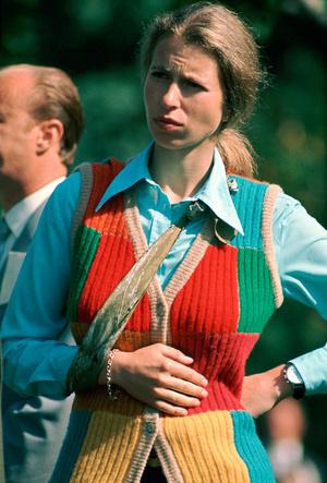 Фото №11 - Принцесса Анна – непризнанная икона стиля королевской семьи