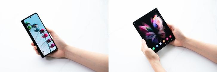 Фото №2 - Руководство пользователя: Шесть главных вопросов о Galaxy Z Fold3 5G