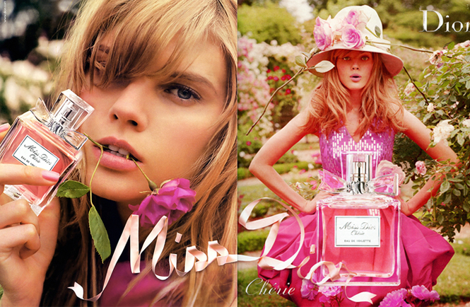 Фото №29 - Miss Dior Absolutely Blooming: аромат с легендарной историей