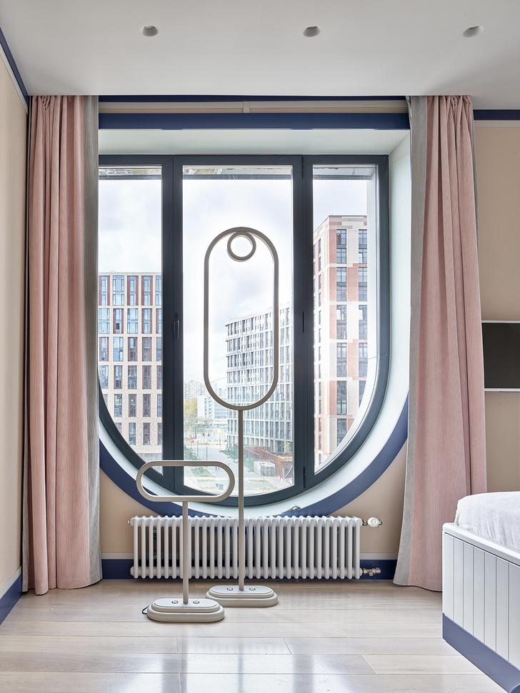 Фото №10 - Квартира 105 м² с необычным дизайном и арочными окнами на ЗилАрт