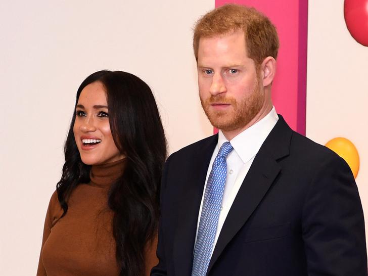 Фото №2 - Как изменится жизнь Гарри и Меган, когда Чарльз станет королем