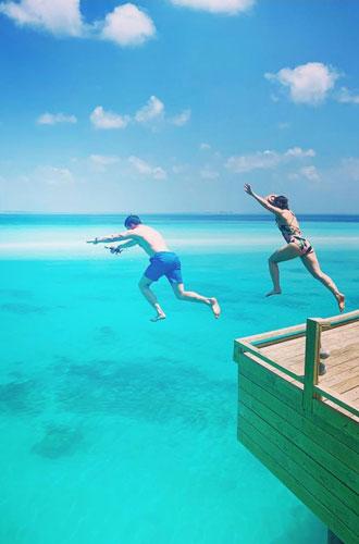 Фото №13 - Пять причин провести каникулы в отеле Joali на Мальдивах