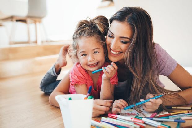 Фото №1 - 3 простых способа занять ребенка надолго: мастер-класс с фото