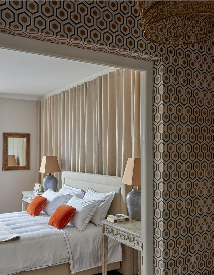 Фото №9 - Стильная парижская квартира для американской пары