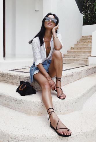 Фото №16 - Очки на лето: самые модные модели сезона 2019