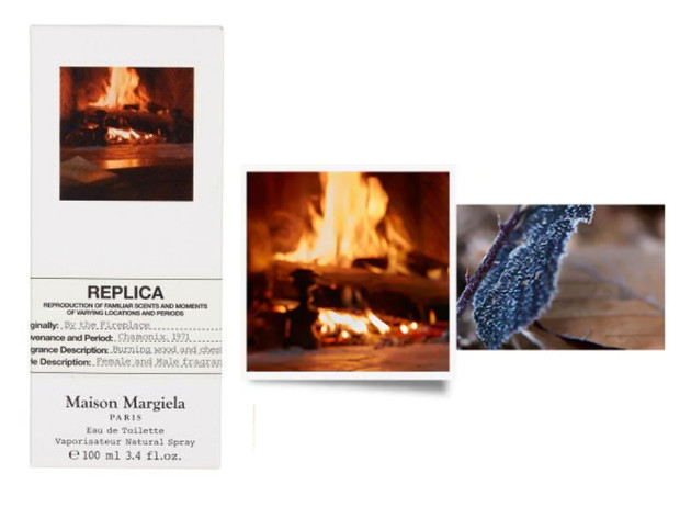 Фото №2 - Аромат дня: Replica By The Fireplace от Maison Margiela