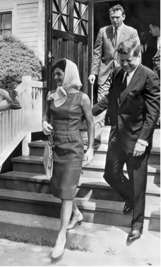 Фото №4 - «Нетипичный брак»: как Жаклин Кеннеди реагировала на измены мужа