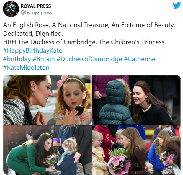 Фото №2 - Самое трогательное прозвище, которое поклонники дали герцогине Кейт