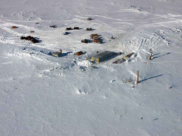 Фото №5 - Полвека в глубине Антарктиды