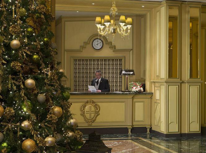 Фото №1 - Отели Dorchester Collection: Новый год класса «люкс»