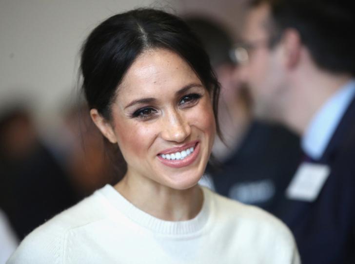 Фото №4 - Секреты улыбки герцогини Меган Сассекской