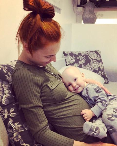 Фото №1 - Мэрилин Керро снова не может предсказать пол своего ребенка