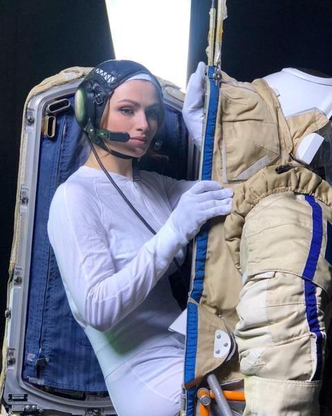 Девушка из рекламы о съемках кино в космосе: кто она, подробности кастинга, как попасть, кандидаты