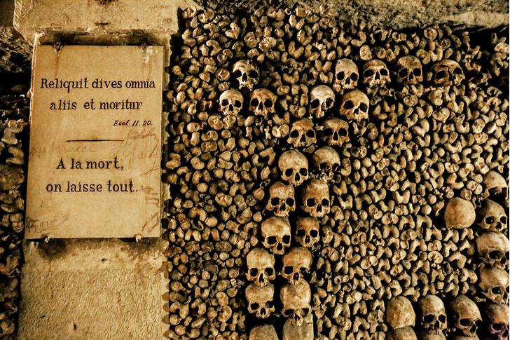 Фото №4 - Глубина свободы: катакомбы Парижа