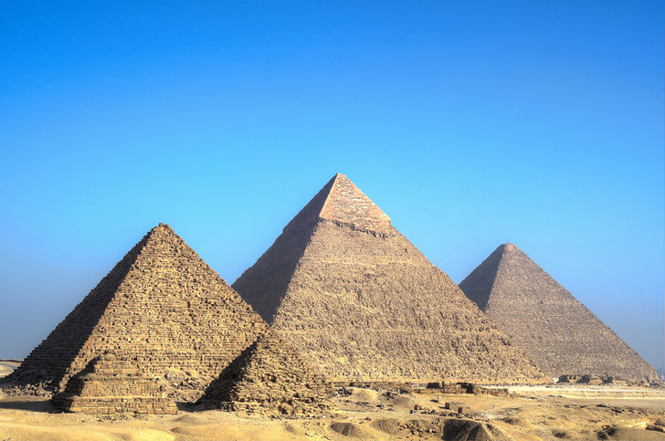 Фото №1 - Как покорялась вертикаль: 10 самых высоких сооружений до Эйфелевой башни