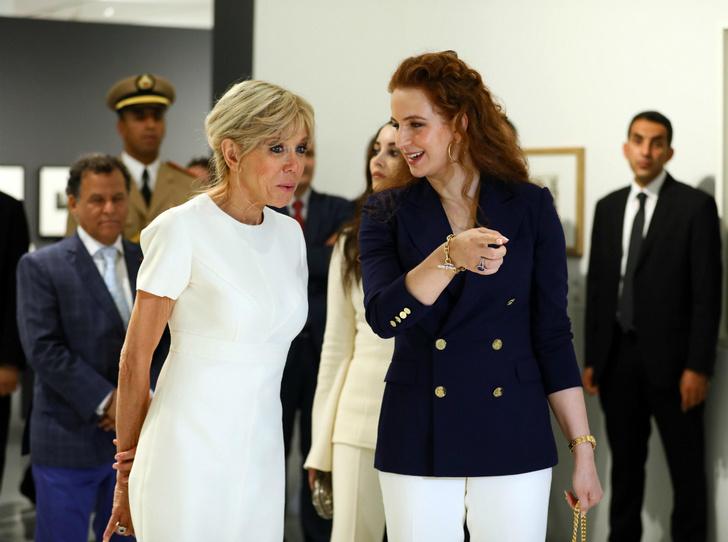 Фото №3 - «Исчезнувшая» принцесса Лалла Сальма вернулась к королевским обязанностям