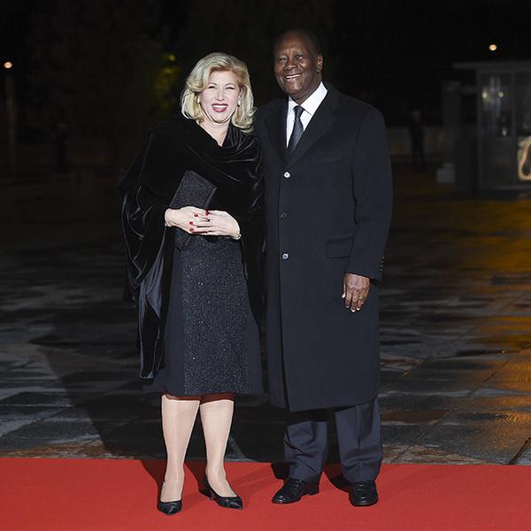 Фото №27 - Боги политического Олимпа: президенты и их жены на званом ужине в Париже