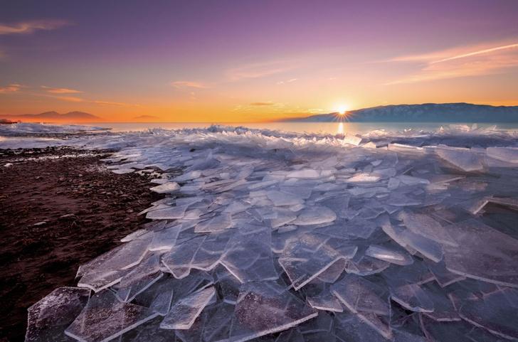 Фото №1 - Огонь и лед