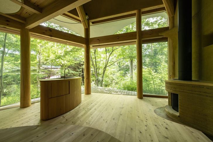 Фото №7 - Летний дом в японском лесу