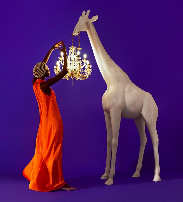 Фото №5 - Мебель Qeeboo в объективе фэшн-фотографа Елены Ив-ской