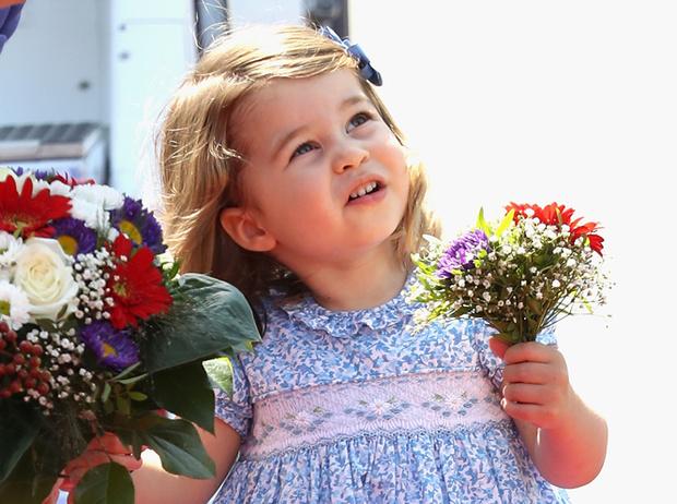 Фото №14 - Мама, ну идем же: принцессе Шарлотте не терпелось покинуть Польшу