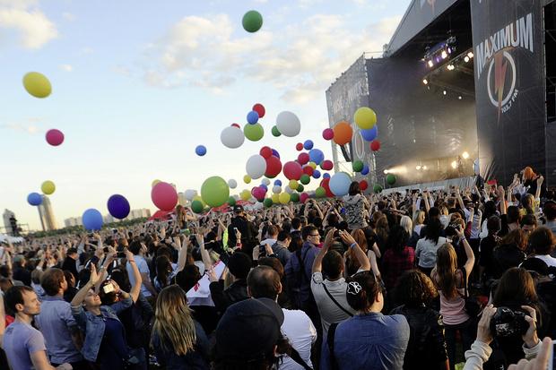 Фото №1 - Главные музыкальные фестивали этого лета