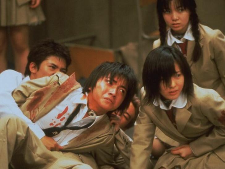 Фото №6 - Японские фильмы и дорамы, похожие на «Алиса в пограничье»