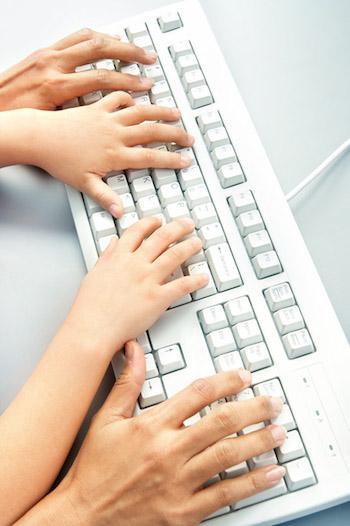 Фото №1 - Отцы, дети и компьютеры