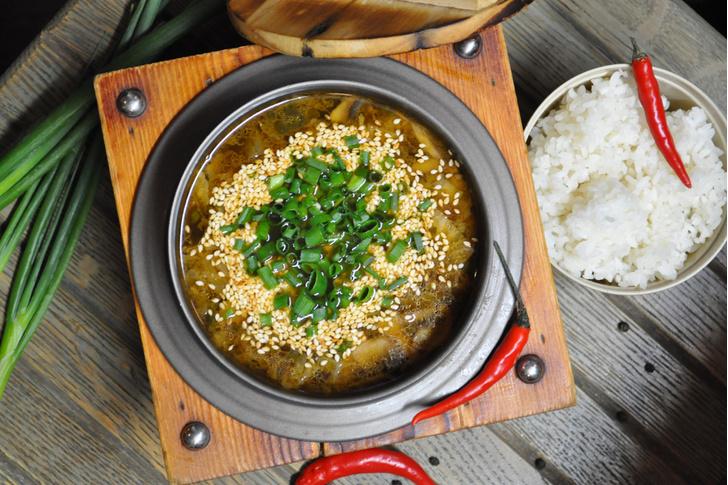 Фото №1 - Кимчи тиге: новый взгляд на традиционную корейскую кухню