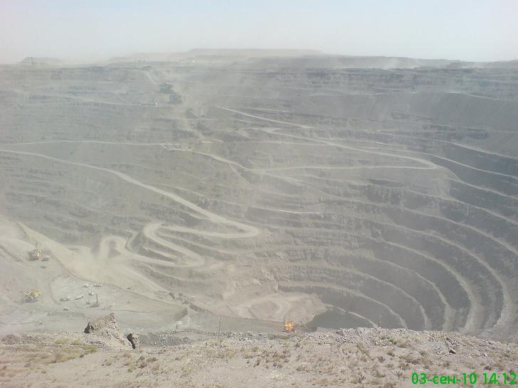 Фото №3 - Лихорадка сегодняшнего дня: где добывают золото в наше время