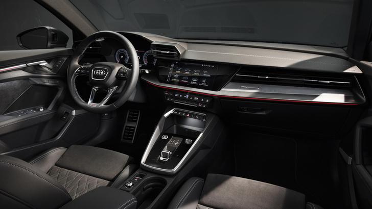 Фото №3 - Ударили по красоте: Audi представила новый компактный седан