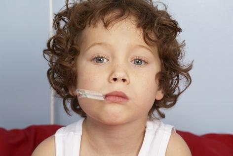Скарлатина у детей: симптомы и лечение