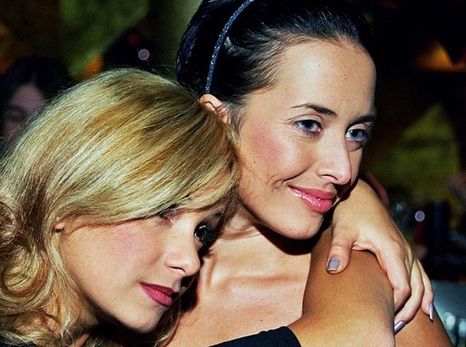 Фото №1 - Жанна Фриске и Ольга Орлова: история настоящей женской дружбы