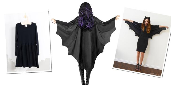 Фото №4 - Для Хэллоуина тебе понадобится только одно платье! Не веришь? Смотри