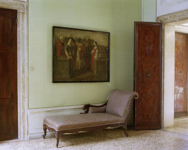 Фото №14 - Как жил Пьер Карден: все дома легендарного кутюрье