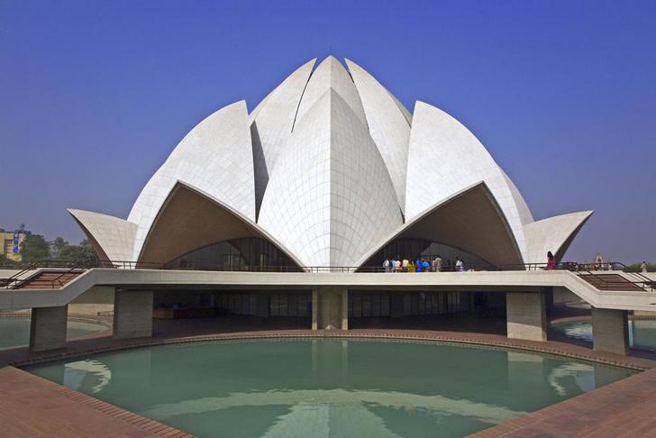 Фото №3 - Форма и содержание: 7 архитектурных шедевров, вдохновленных природой