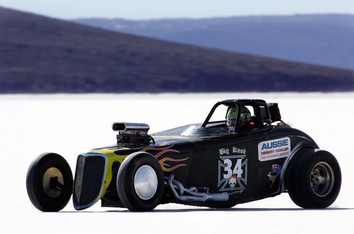 Фото №6 - Быстрее, чем «Формула»: гигантские солончаки как гоночные треки
