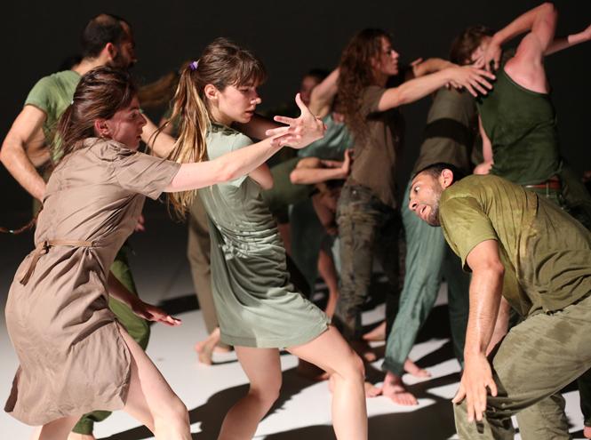 Фото №2 - Фестиваль «Территория»: спектакли, на которые стоит сходить